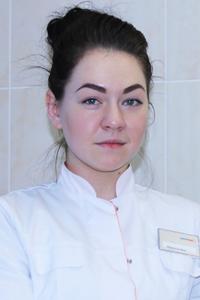 Черемухина Вера Викторовна - медсестра