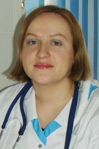 Грубий Татьяна Григорьевна - педиатр