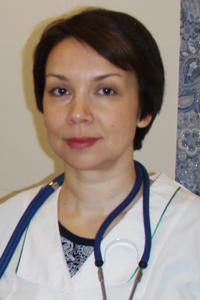 Фролова Виктория Тахировна