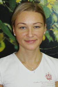 Сираева  Елена - инструктор йоги Айенгара