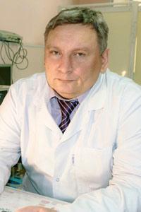 Олейник Андрей Юрьевич - гинеколог, эндокринолог, онколог