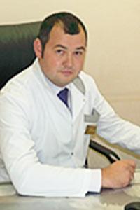 Гастроэнтеролог Останин Матвей Павлович