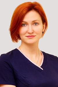 Труфанова Екатерина Сергеевна, маммолог, к.м.н.