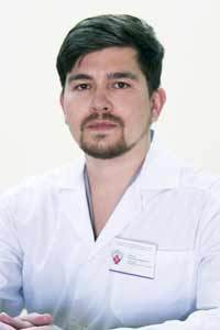 Саблин Илья Владимирович  хирург-эндокринолог