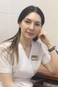 Джумаева Амаль Абубакаровна - флеболог