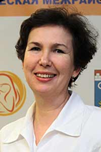 Шувалова Лариса Ренатовна - врач УЗИ-диагностики