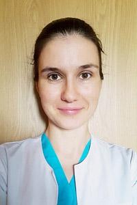 Фролова Ольга Сергеевна Врач онколог-маммолог